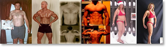 fat loss pics